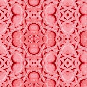 Ulu Camii Carved Stone - Red
