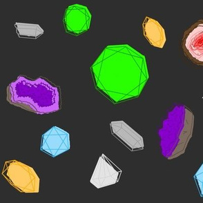 geodes_and_gemstones