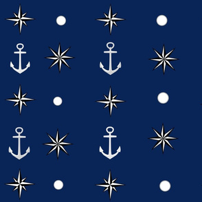 Nautical In Navy