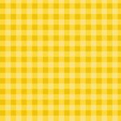 Yellow check pattern