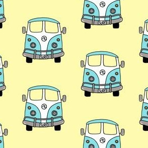 VW bus small