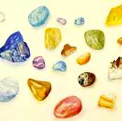 Gemstones are Worlds