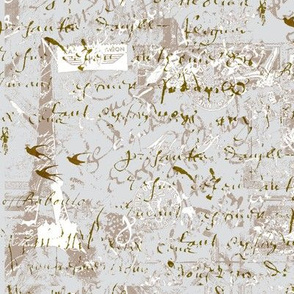 French_Script_grays_and_French_postage
