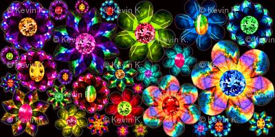 Them Bloomin Gems [Set J]