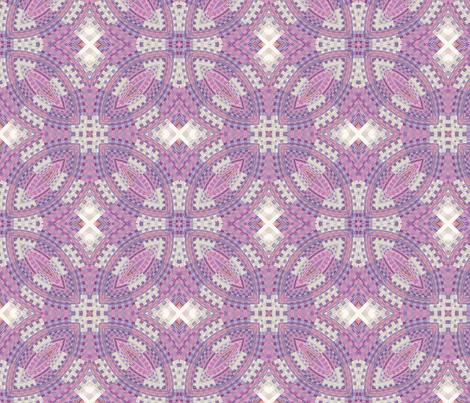 Bargello design3 fabric by koalalady on Spoonflower - custom fabric