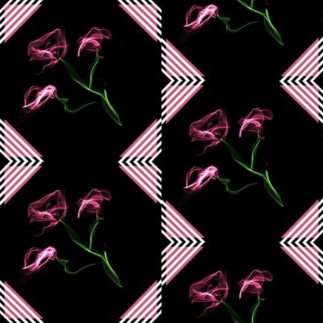 Simply Blooming fabric by revlea_designs on Spoonflower - custom fabric