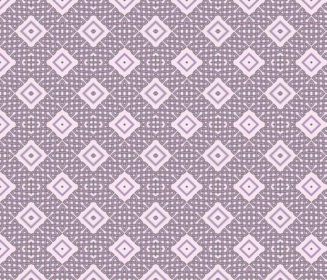 basic_knot-pattern3- fabric by koalalady on Spoonflower - custom fabric