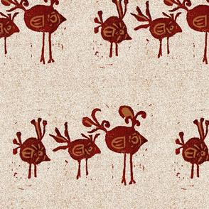 Bohemian Birdies