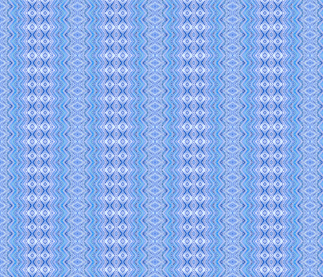 blue  grass pattern fabric by koalalady on Spoonflower - custom fabric