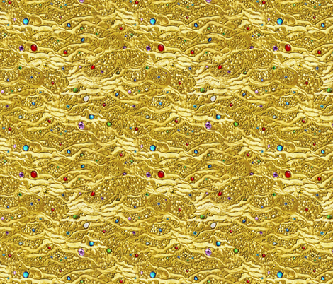 precious fabric by glimmericks on Spoonflower - custom fabric