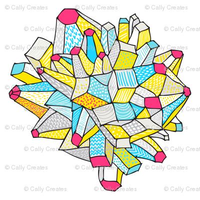 Cally Creates -Gem & Mineral dream