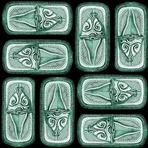 brachiopoda green