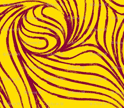 Solar whirly