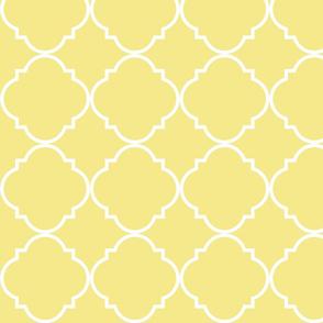 Yellow Quarterfoil Tom Ryan's Studio