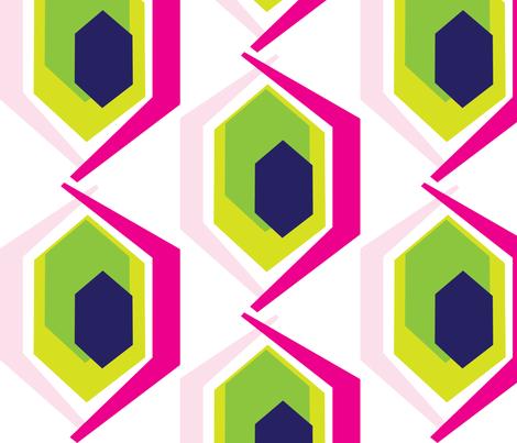 geode fabric by tarin_rafferty on Spoonflower - custom fabric