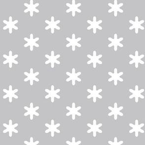 Cally Creates - Softstar - Mid Grey