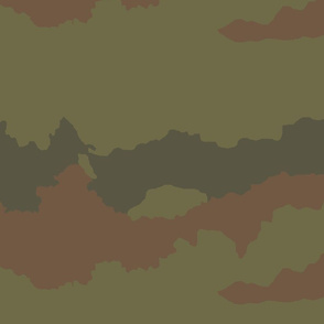 French Woodland Daguet Camo