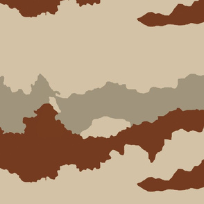 French Desert Daguet Camo