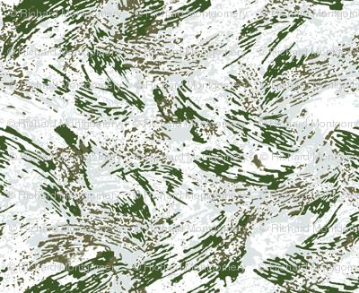 All Over Brush Alpine Snow Camo