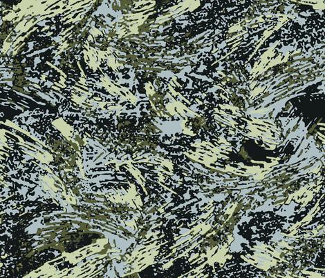 All Over Brush Urban Camo fabric by ricraynor on Spoonflower - custom fabric
