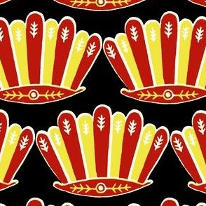 Kharkiv Headdress