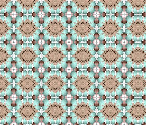 Turtles_x fabric by ruthjohanna on Spoonflower - custom fabric