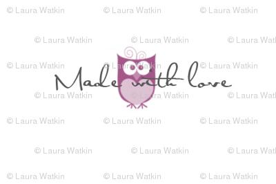 Owl Label