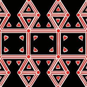Poltavan  Triple Hearts