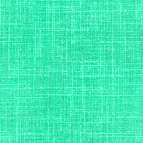 Linen in Light Teal fabric by joanmclemore on Spoonflower - custom fabric