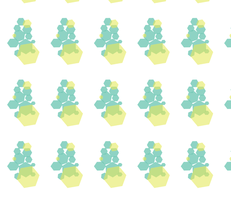 jewel pattern fabric by bambinoz94 on Spoonflower - custom fabric