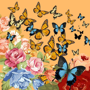 The Butterflies are Back!-ed