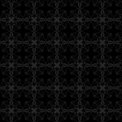 Black and gray pattern