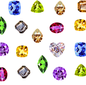 Gemstones!