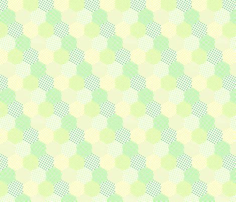 Honey_Hatch_v06 fabric by rockabilispin on Spoonflower - custom fabric