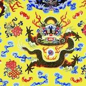 Rspoonflower_horizontal_dragon_yellow_bg_shop_thumb