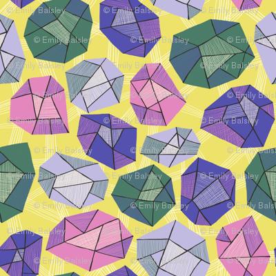 Gems + Geodes
