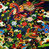 Spoonflower_contrast_double_phoenix_flying_over_garden_shop_thumb