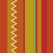 Wild Stripe - Warm