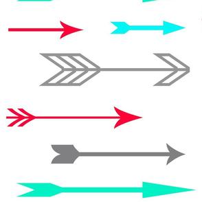 Lots of Arrow Love