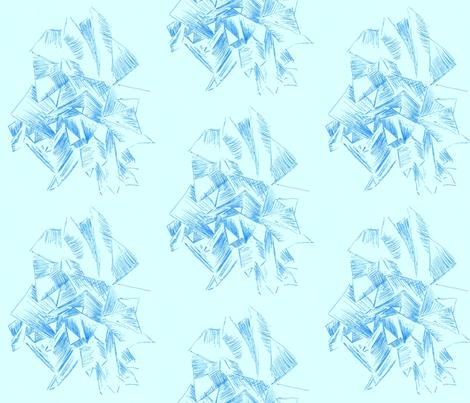 sarahcrystalgeods-ed fabric by sarahcrystal on Spoonflower - custom fabric