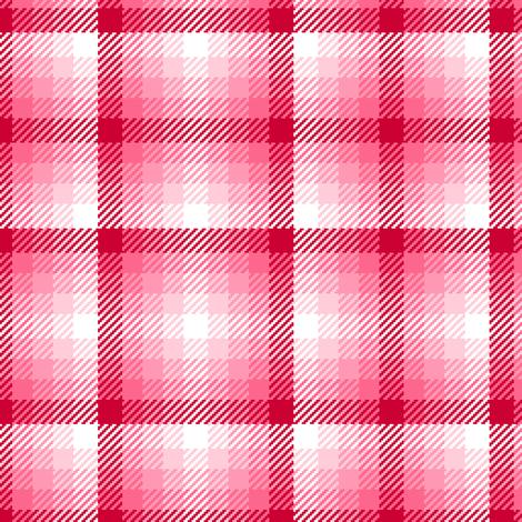 02875553 : tartan : valentine fabric by sef on Spoonflower - custom fabric