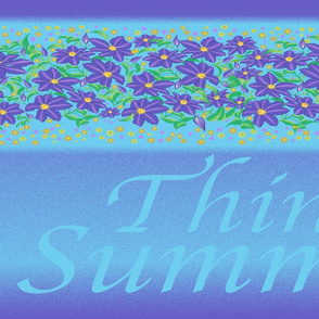 Clematis summer