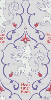Hear me Roar - Colorway 03
