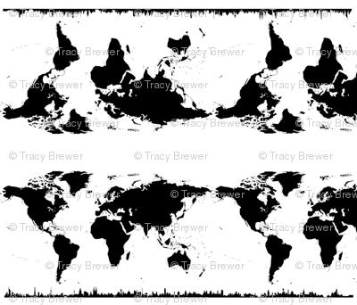 Around the world in a yard