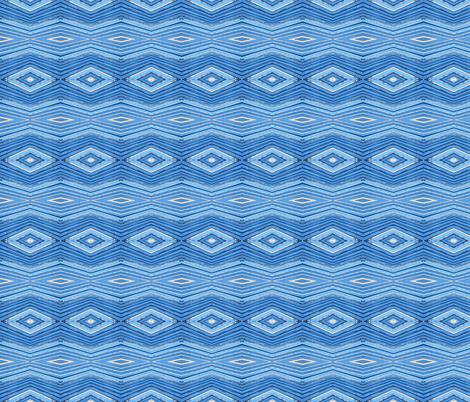 Anita-chevron fabric by miamaria on Spoonflower - custom fabric
