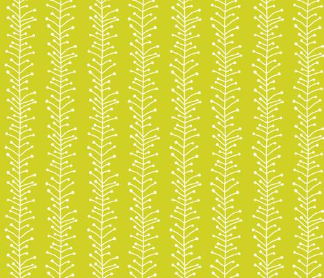 Cally Creates - Growth 4 fabric by callycreates on Spoonflower - custom fabric