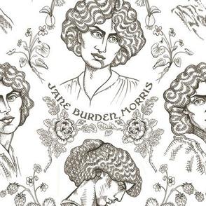 Jane Burden Morris Slate