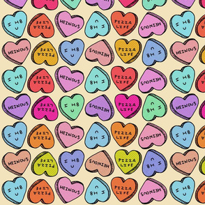 Passive Agressive Valentines