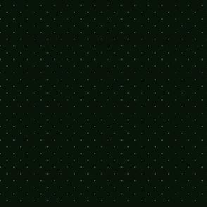 Green pin dots