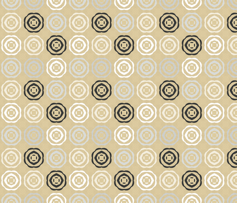 Zebra Spinoff 900 fabric by lisabarbero on Spoonflower - custom fabric